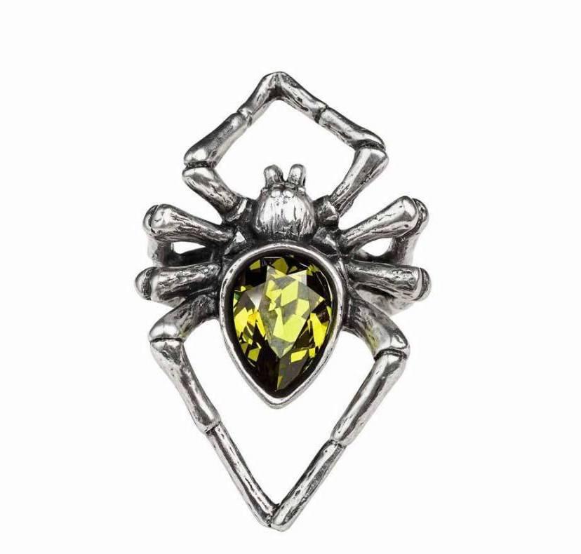 anillo araña